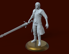 Devil May Cry character 3D printable model