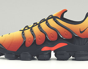 3D model Nike Air Vapormax Plus Sunset