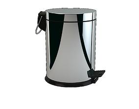Trashcans Pedal 5lt 3D