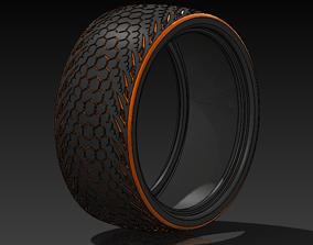 Tyrer 3D model