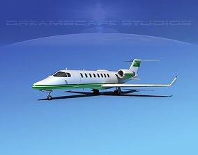 3D model LearJet 45 V05