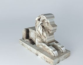 lion houses of the world 3D