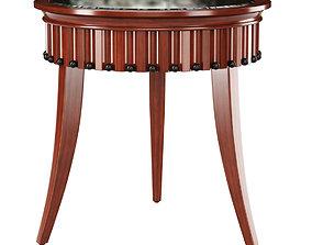 3D asset Minotti Collezioni round table