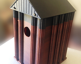 3D printable model BIRDHOUSE
