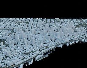 3D model Seattle - USA