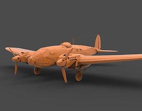 Heinkel He 111 3D print model