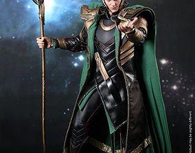 3D print model Loki Staff Avengers