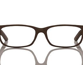 Eyeglass for Men journal 3D print model