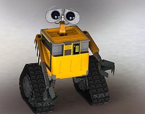 3D Wall- E