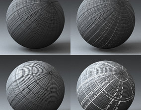 3D model Syfy Displacement Shader E 001 p