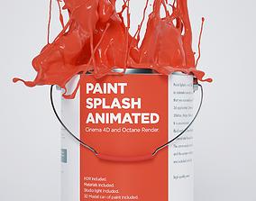 Paint Splash 3D