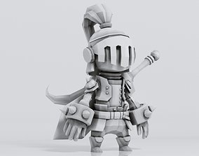 Knight Camelot 3D printable model