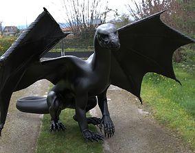 dragon 3D print model Dragon