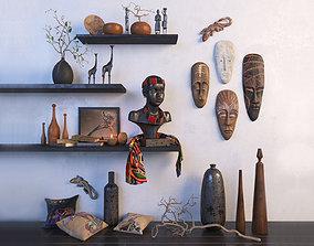 Africa 3D model