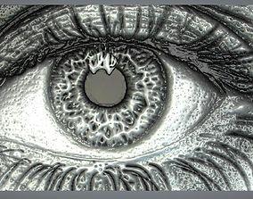 eye relief 3D model