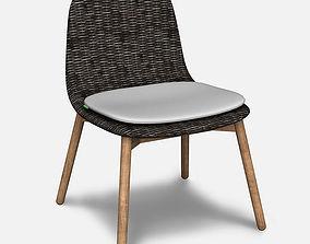 3D Point ROUND Chair