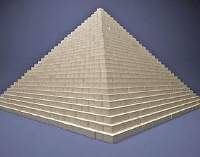 Great Pyramid of Egypt 3D print model