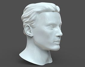 CAD Male Head Model M2P1D0V1head