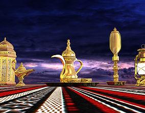 3D model Ramadan Decoration2