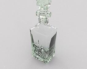 Whisky decanter 3D model