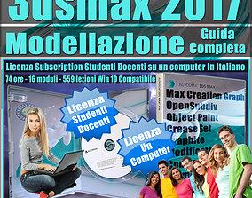 Corso 3ds max 2017 Modellazione Guida Completa Studenti