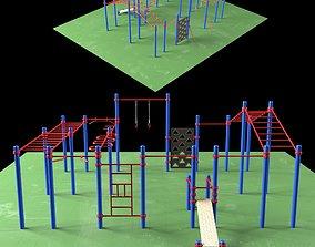 3D asset Street Sport