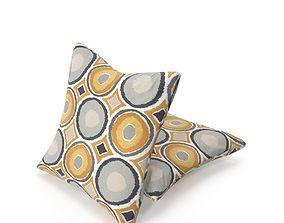 Ikea cushion murbinka 3D model