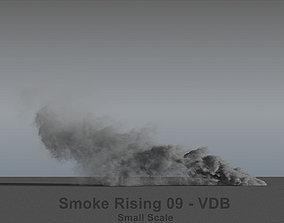 Smoke Rising 09 - VDB 3D animated