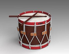 Drum 004 3D