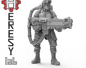 3D print model Heresylab - MAW