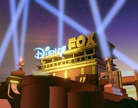 3D Disney Fox Merger structure