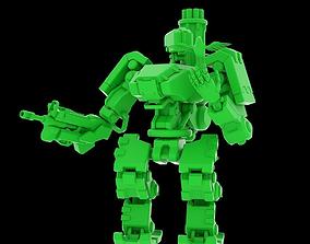 Bastion - Overwatch 3D printable model