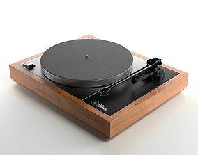 music 3D model Majik LP12 Turntable