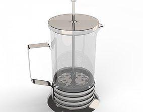3D Cafetiere