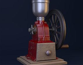 Elma Coffee Grinder 3D model