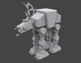 3D printable model Reindeer SW Walker