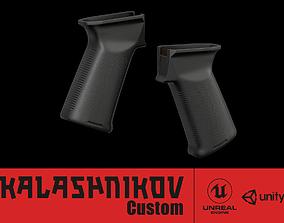 AK - Pistol Grip - Magpul 3D model