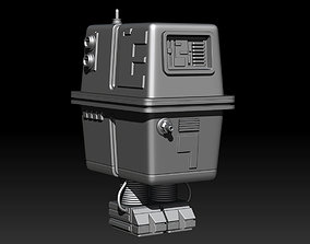 3D printable model Starwars GNK POWER droid