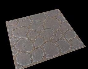3D model cartoon Floor