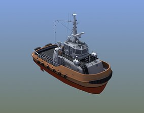 Tugboat 3D