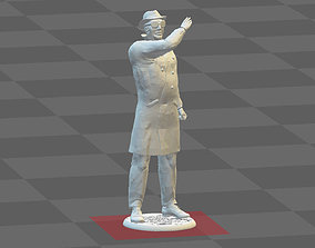 The CYBERNAUT toy figure from UK 3D printable model 3