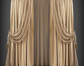 Curtain 3D model 108