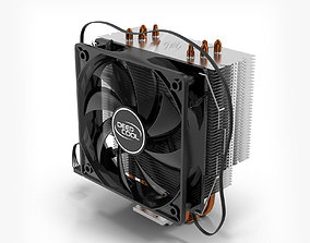 Deepcool Gammaxx 400 3D model