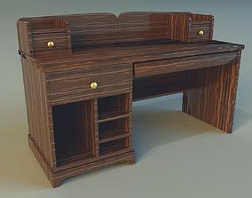 desk rich Table 3D