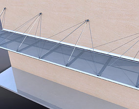 3D model Building Visor