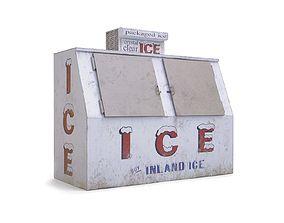 3D model Ice Merchandiser