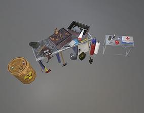 Big Tools Pack 3D model