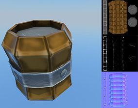 3D model Fantasy granade