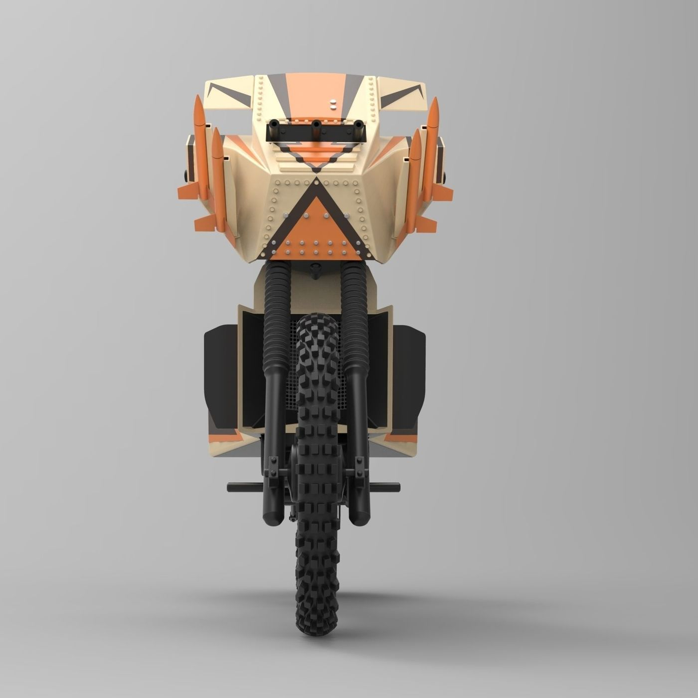 Megaforce bike