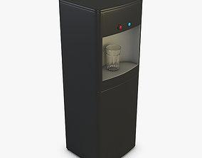 Water Cooler Concept 3D model